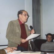2008 - Ricordo di Nando Fabro a Genova Palazzo Ducale