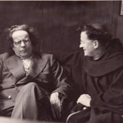 Giovanni Papini e Nazareno Fabbretti