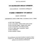 2004 - Incontro in memoria di Umberto Vivarelli
