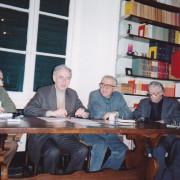 1998 - Incontro con Jean Pierre Jossua